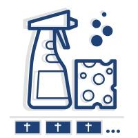 Sprzątanie i mycie nagrobka rodzinnego (powyżej 3 płyt)